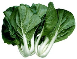 Bok Choy nutritional information