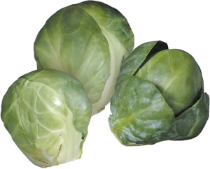 Brussels Sprouts nutritional information