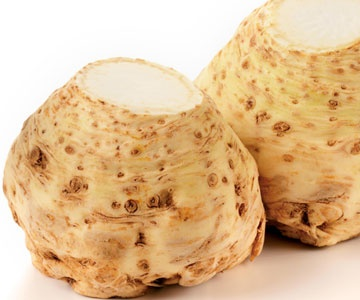 Celeriac nutritional information