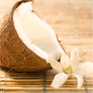 coconuts nutritional information