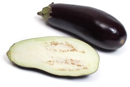 Eggplant nutritional information