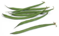 French beans nutritional information