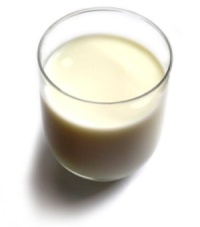 cow's milk nutritional information