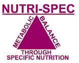 Nutri-Spec nutritional products