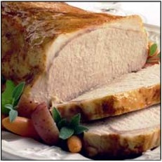 Pork - nutritional information
