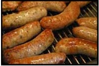 Pork Sausage - nutritional information