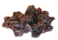 Raisins - Nutritiontal information