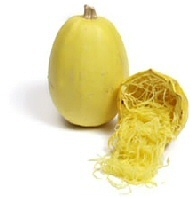 Spaghetti squash nutritional information