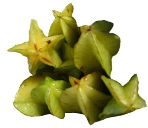 Starfruit nutritional information